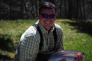 Eugene Shuler, Fly Fishing the Smokies, Guide, Smoky Mountain Fly Fishing Guide