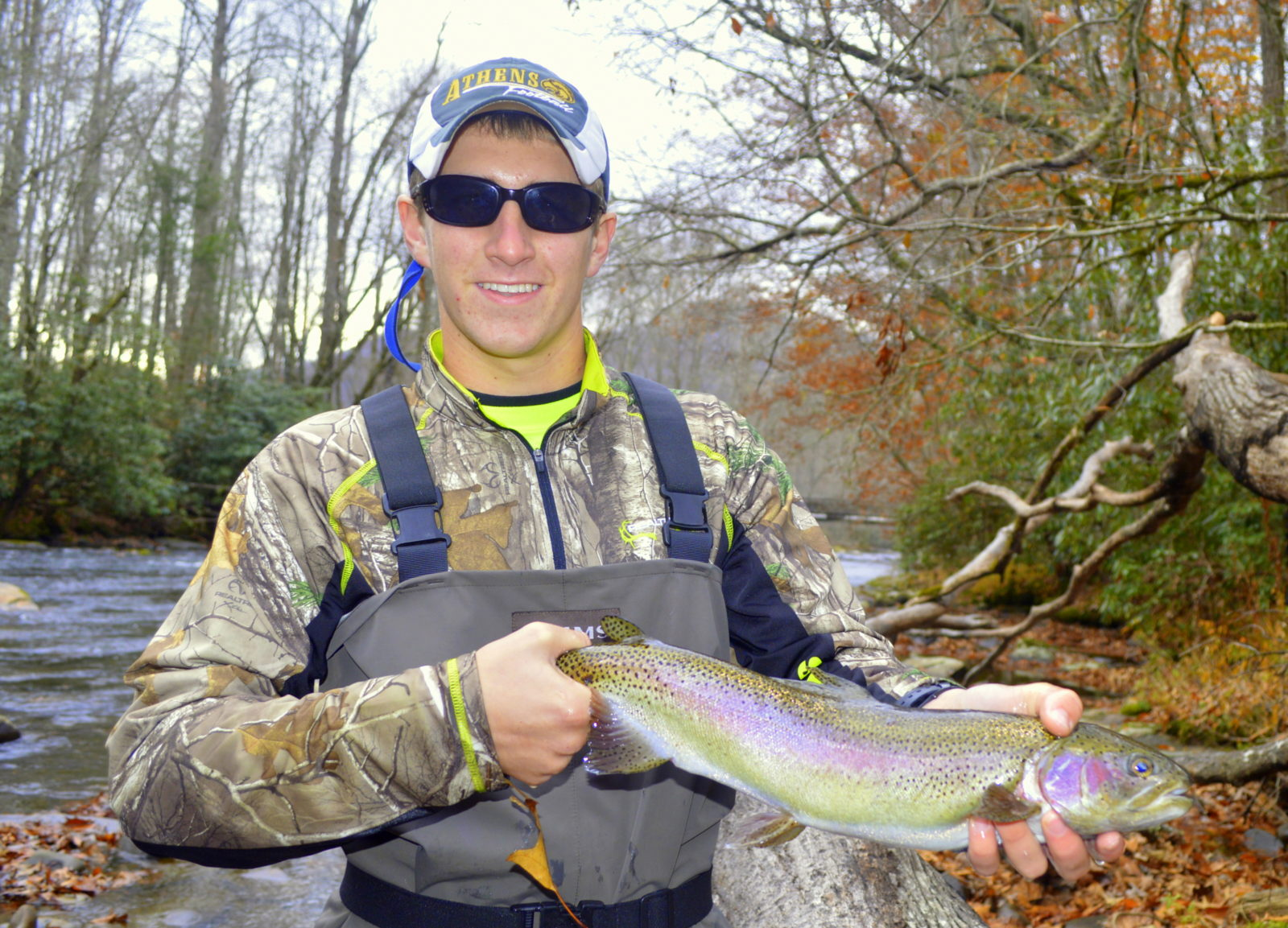 Fishing reports great smoky mountains fly fishing for Trouts fly fishing reports