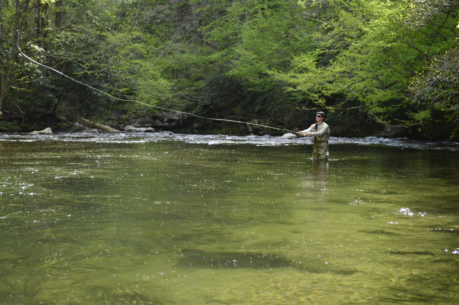 Spring fly fishing for Fly fishing photography