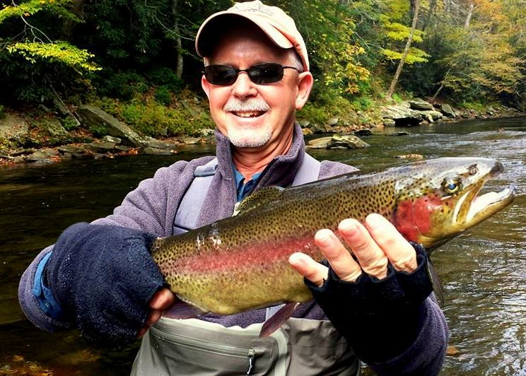 006 for Cherokee trout fishing