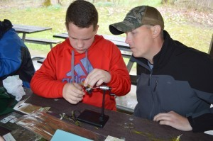 Fly Fishing Merit Badge, Fly Fishing the Smokies, Gatlinburg, Pigeon Forge, Sevierville, Tennessee, Fly Fishing Merit Badge Class, Get your Fly Fishing Merit Badge