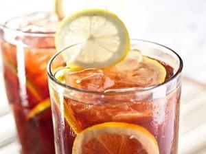 Sweet-tea-with-lemon