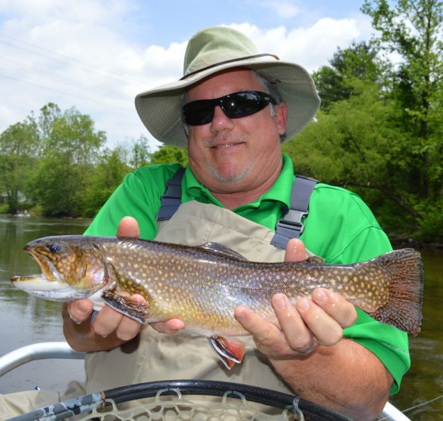 Tuckasegee river fishing bryson city guides and outfitter for Nc trout fishing regulations