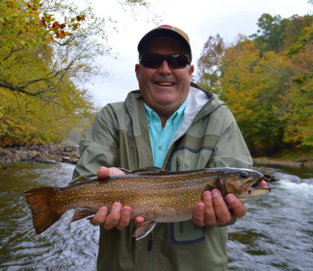 November fly fishing smoky mountains trout fishing in for Gatlinburg trout fishing