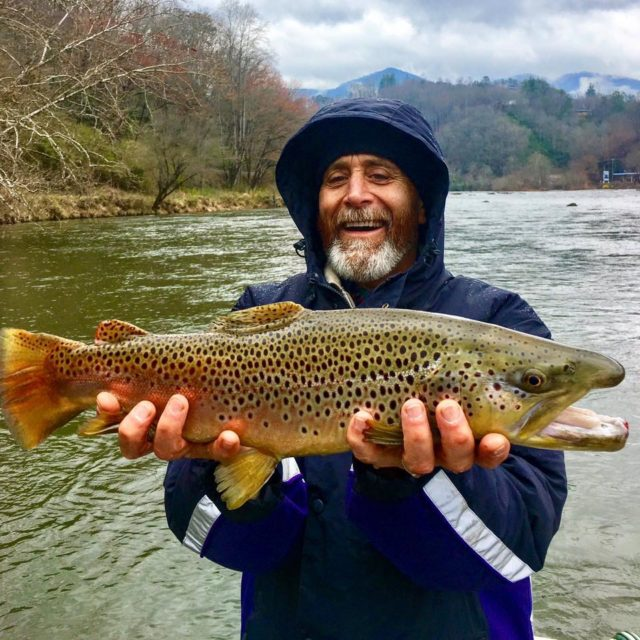 How Much Is A Fishing License In Nc: November Fly Fishing Smoky Mountains