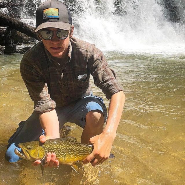 Private Water Fly Fishing | Trophy Trout | North Georgia and Western NC