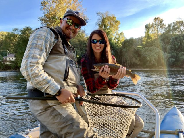 Employment- Fly Fishing Guide Jobs